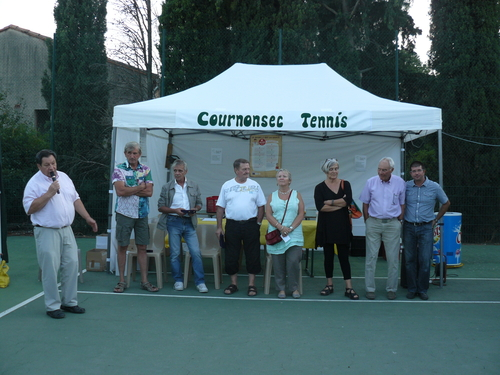 30 ans du tennis Club