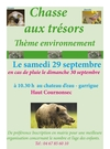 chasse aux tresors